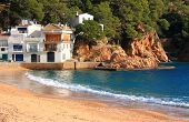 Tamariu Beach (Costa Brava, Spain)