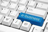 E-business Concept Image.