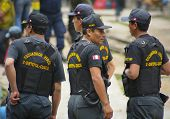 PERUVIAN SPECIAL FORCES POLICE