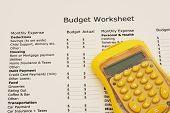 Crear su presupuesto