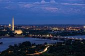 Washington, Dc By Night