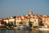 The Old Town of Korcula, Croatia