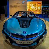 BMW i8 Spyder EV Concept