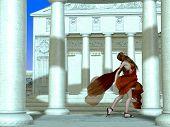 Roman Girl