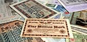 Eine Millionen Mark
