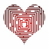 Maze In The Heart