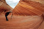 Photographing The Wave