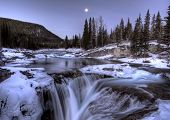 Elbow Falls Bragg Creek