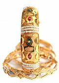 Arabian Gold Jewellery, Vertical