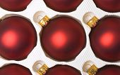 Red Christmas Balls