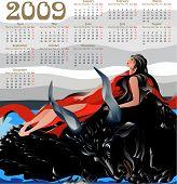 Calendar Bull