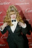 PALM SPRINGS, CA - JAN 5: Charo arrives at the 2013 Palm Springs International Film Festival's Awards Gala at the Palm Springs Convention Center on Saturday, January 5, 2013 in Palm Springs, CA.