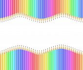 Pencil Pattern Seamless