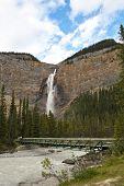 Brdige To Takakkaw Falls