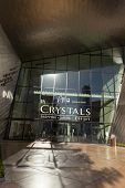 Crystals At City Center In Las Vegas, Nv On April 19, 2013
