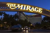 The Mirage Hotel In Las Vegas, Nv On June 05, 2013