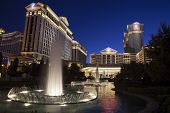 Caesars Palace Hotel In Las Vegas, Nv On July 13, 2013