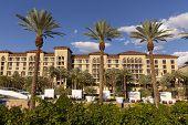 Green Valley Ranch Resort Vineyard In Las Vegas, Nv On August 20, 2013