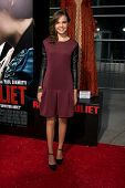 LOS ANGELES - SEP 24:  Bailee Madison at the Romeo & Juliet Premiere at ArcLight Hollywood Theaters
