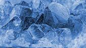Crystals Of Blue Vitriol - Copper Sulfate