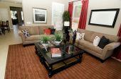 Modern Home Living Room Interior Design