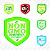 Non GMO Labels
