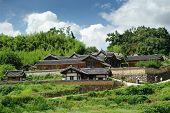 Hyangdan, Korean Traditional House In Yangdong Village, Gyeongju, Korea