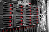 Mainframe Of A Server