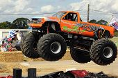 Podzilla Monster Truck