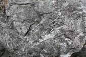 Boulder erosion
