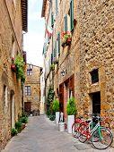 Old Tuscan street