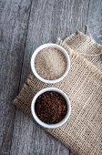 Ness Coffee Powder And Brown Sugar