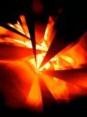 Hot Night - 3D fractal Illustration