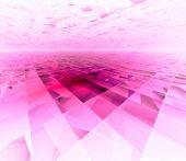 Spring Dance - 3D fractal landscape
