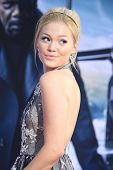 LOS ANGELES - MAR 13:  Olivia Holt at the