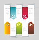 Modern Design Template Vertical Banners.
