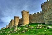 Walls of Avila