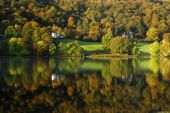 Grasmere autumn reflections