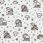 Seamless Texture - Weather