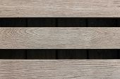 Wood Floor Deck