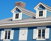 Victorian House Dormers
