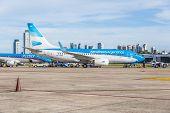 Jorge Newbery Airport, Argentina