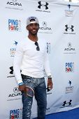 LOS ANGELES - SEP 4:  Chris Paul at the Ping Pong 4 Purpose Charity Event at Dodger Stadium on September 4, 2014 in Los Angeles, CA