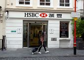 HSBC Bank Chinatown