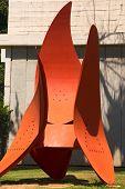 Quatre Ales - Alexander Calder - Barcelona