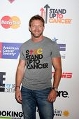 LOS ANGELES - SEP 5:  Matt Passmore at the Stand Up 2 Cancer Telecast Arrivals at Dolby Theater on September 5, 2014 in Los Angeles, CA