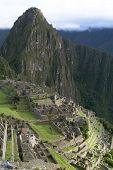 Inca City of Machu Picchu, Peru