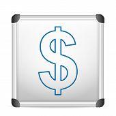 Whiteboard Dollar