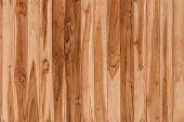 Color Pattern Of Teak Wood