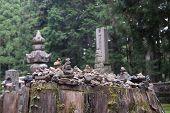 Cementery Rocks